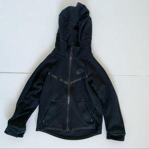 Nike Full Zip Hoodie Jacket Black